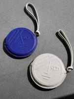 더조엘르 | MatterMatters - [MATTER MATTERS] 이클립스 디자인 동전지갑  - Phase & Eclipse Coin Purse White/Blue
